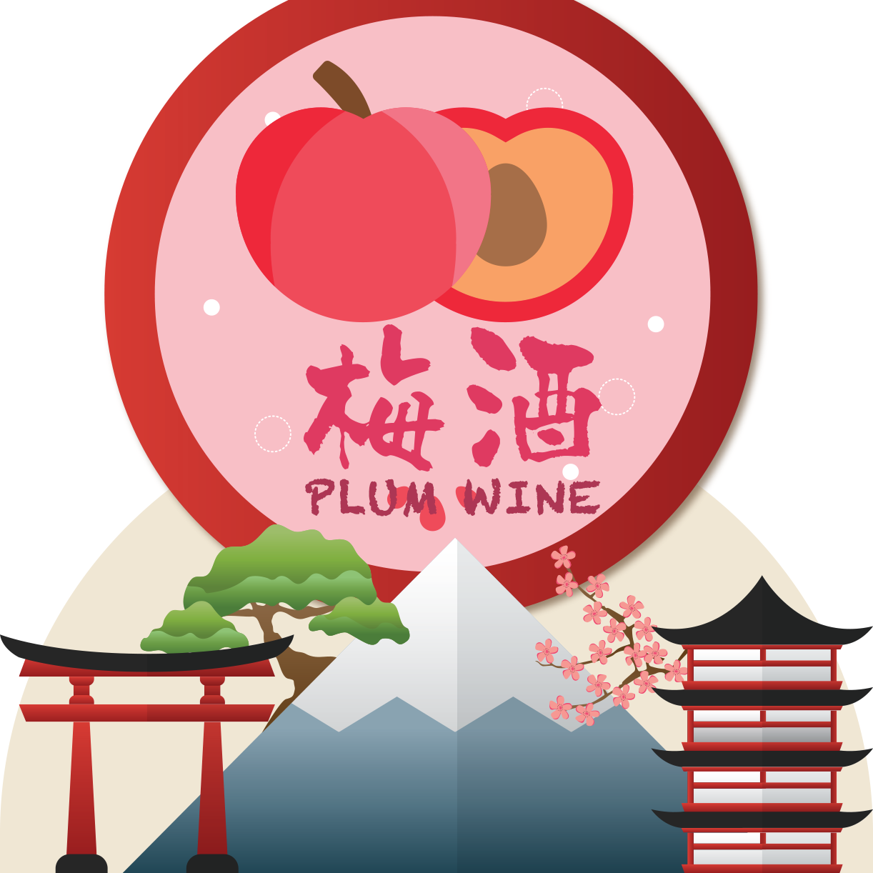 Plum Wine (Click Here >)