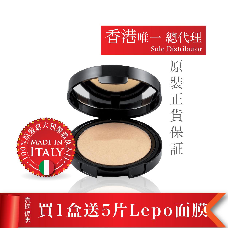 意大利LEPO天然有機長效呼吸全效CC粉餅04