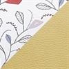 蛋黃 (9449) + 彩色拼花圖案 (CM#KT70-2)