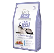 Brit Care Cat -Lilly 羊肉三文魚敏感腸胃配方 (成貓糧)
