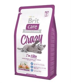 Brit Care Cat - Crazy 雞肉配方 (幼貓糧)