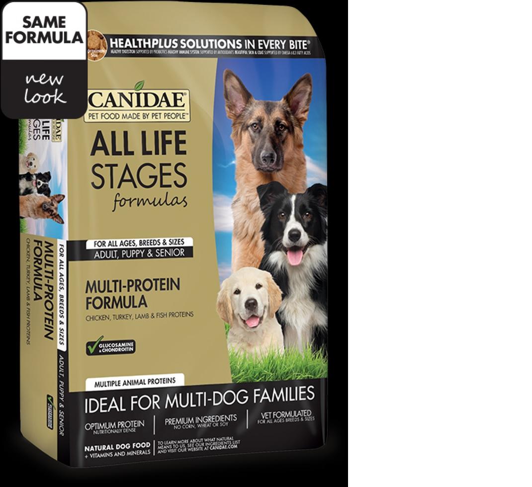 Canidae All Life Stages原味全犬期配方狗糧 44lb