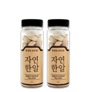 Korean Freeze Dried Soup (Seafood x 6 + Vegetables x 10) 3g X 30 tablets X 2pcs