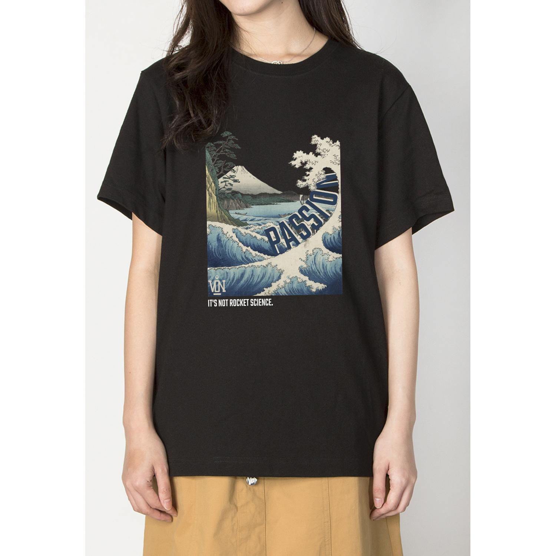 BSX Regular Fit Printed T- shirt 20409024622