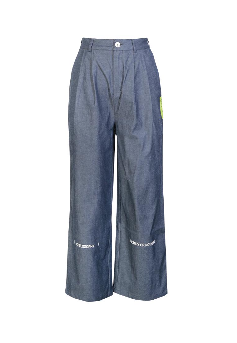 BSX Wide-Leg pants(high-waist)(20441016007)