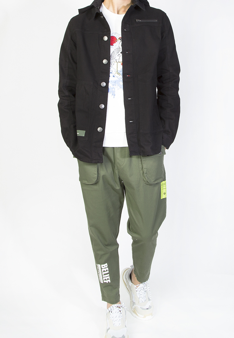 BSX Longline Jacket(10407003409)