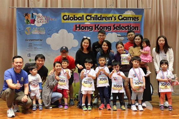GCG香港區初選(香港浸聯會小學 2017年10月20日)