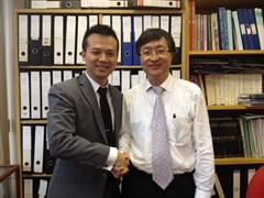 香港羽毛球總會名譽會長劉嘉華律師擔任創會法律顧問